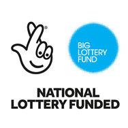 Image showing National Lottery Funded Logo