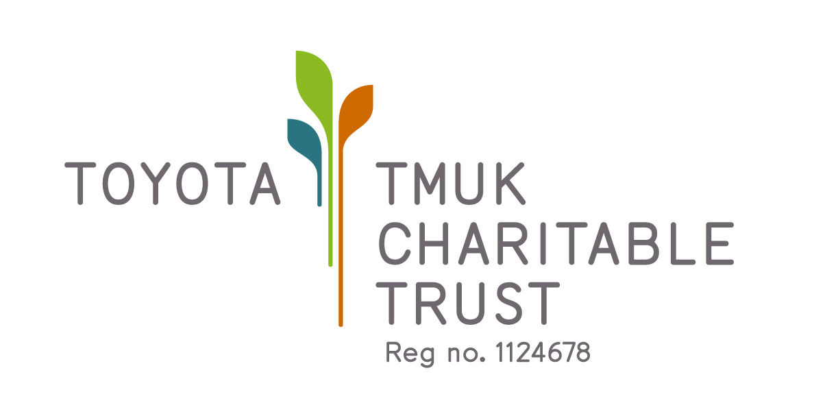 Image showing Toyota Charitable Trust logo