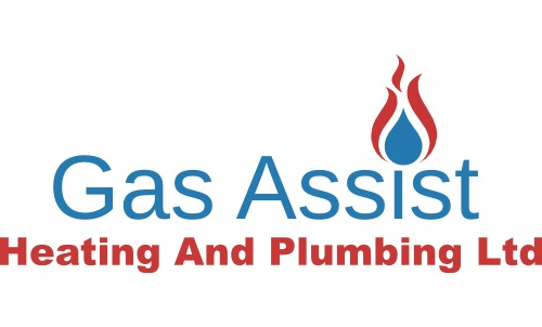 Gas assist logo