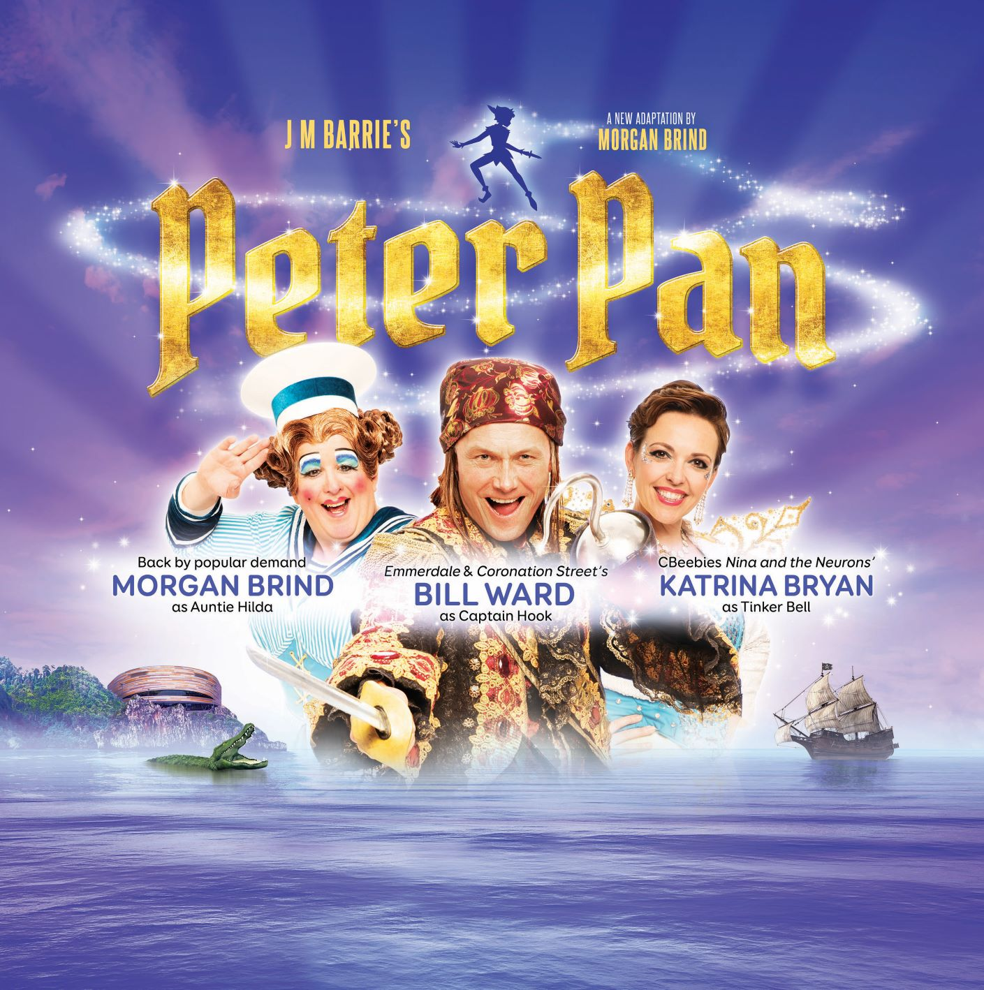 Peter Pan poster image resized for website