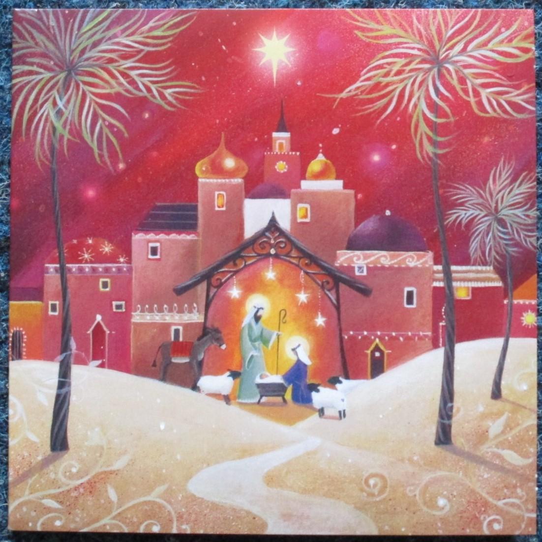 Star over Bethlehem £2.50